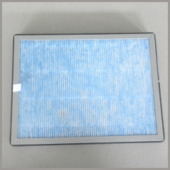Composite paper filter for automobile/car air condition filter