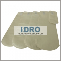 pool filtration system filter bag from Shanghai filterworkshop China