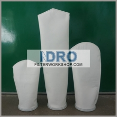 plastic ring polyester filter bags