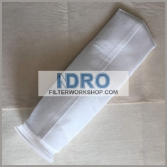 filter bags for filtration during soft drink processing