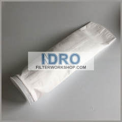 filter bags for filtration in wine applications
