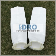 filter bags for Liquid Silicone Coatings