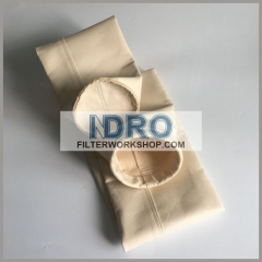 filter bags/sleeve used in Pulverized coal boiler