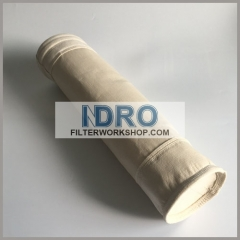 filter bags/sleeve used in pulverized coal fired boiler
