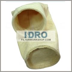 filter bags/sleeve used in silicon metal electric arc furnace