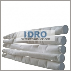 filter bags/sleeve used in metal mixer