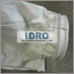 filter bags/sleeve used in coke crushing/screening/storage/transportation