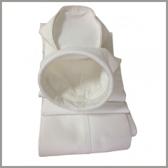 filter bags/sleeve used in low frequency induction furnace for copper processing