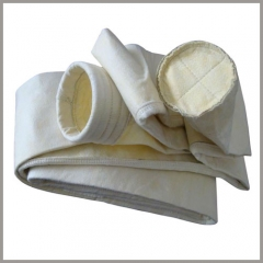 filter bags/sleeve used in lead zinc sintering tail smoky cover