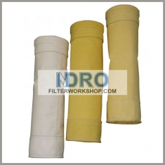 filter bags/sleeve used in coking/refractory drying cylinder