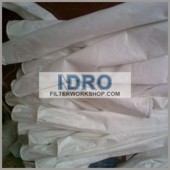 filter bags/sleeve used in sand transport dust collection