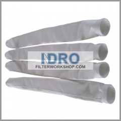 filter bags/sleeve used in coking/refractory crushing and screening
