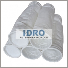 filter bags/sleeve used in coking/refractory refiner/mill