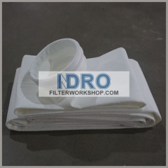 filter bags/sleeve used in cement raw pug mill