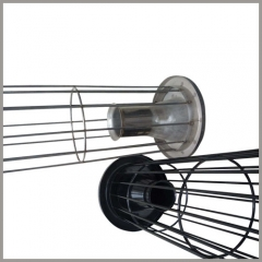 Round Filter Cages With Venturi