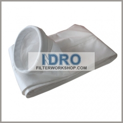 filter bags/sleeve used in lime crushing/screening/ storage/transportation