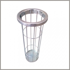 Round Filter Cages Without Venturi