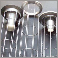 Galvanized Dust Collector Cages