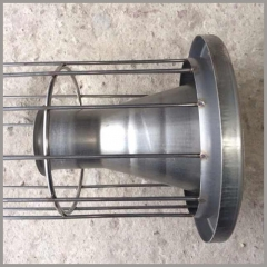 Galvanized Filter Cages For Cement Plant