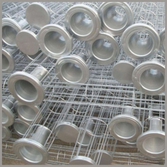 Stainless Steel(SS304/316) Filter Cages For Asphalt Plant