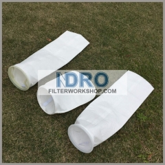 polyester/PE liquid filter bag