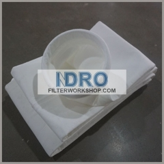 PTFE laminated Polyester dust collector filter bags