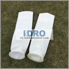 Welded Polyester/PE liquid filter bag