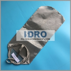 SS316 wire mesh filter bags