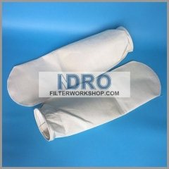 5 micron nomex/aramid filter bags