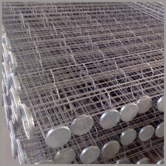 "84""(inch) Galvanized Filter Bag Cages"