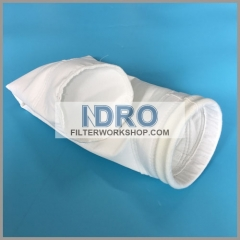 filter bags/sleeve used in crushing/screening/storage/transportation of raw materials