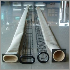 dust collector filter bags and cages