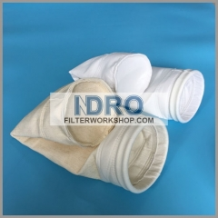 snap band filter bags for boilers