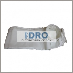 Filter bags for reverse air