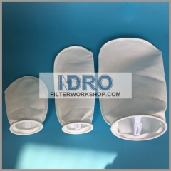 industrial 200 micron filter bags/socks