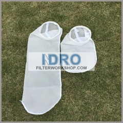 industrial 400 micron filter bags/socks