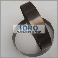 Carbon steel snap band strips