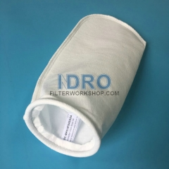 size 4#  10 micron polyester filter bags