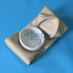 nomex filter bag aramid filter bag from direct factory