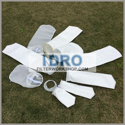 filter bags for water treatment