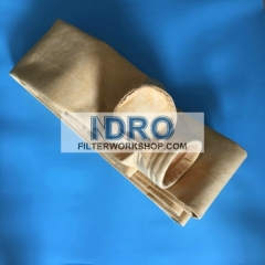 anti static P84 dust collector filter bags