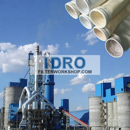 filter bags for cement plant