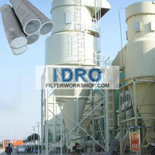 filter bags/sleeve used in Dust collection in flour mill