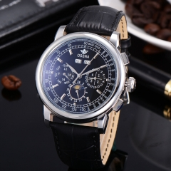 42mm Multifunction AutomaticOssna Men Watch