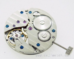 17Jewels Hand-winding Asian 6497-1 Movement with Decoration