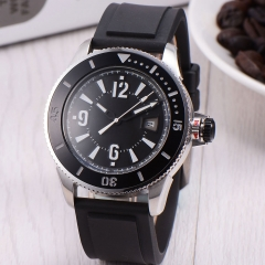 43mm BLIGER black dial SUB automatic mens watch