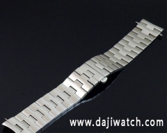 24mm 316L stainless steel brushed bracelet