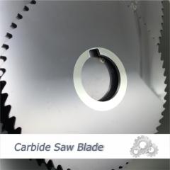 Solid Carbide Saw Blade