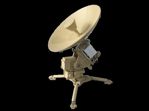Alignsat 0.8m Auto Flyaway Antenna