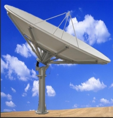 Alignsat 3.7m Prime Focus Rx Only Antenna